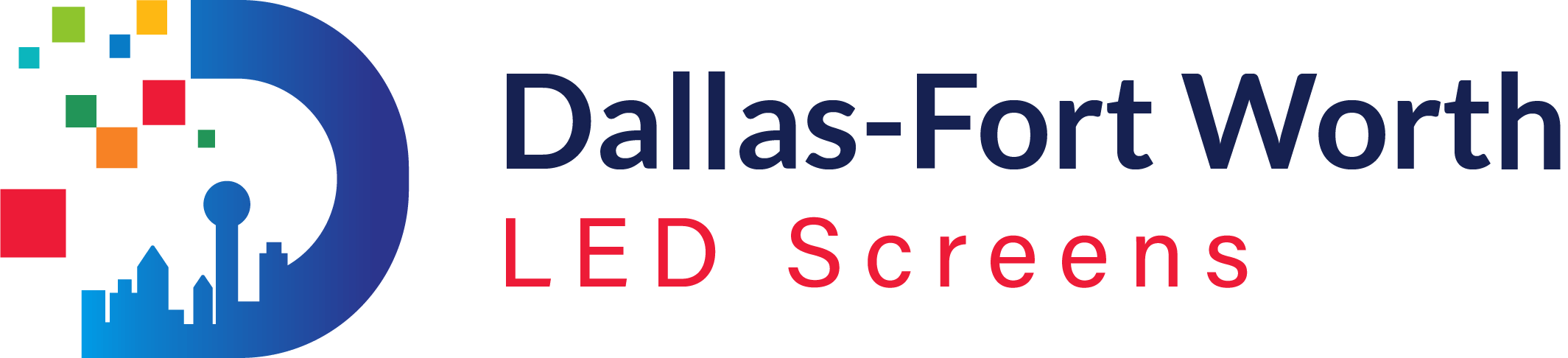 Dallas-Fort Worth LED Screens logo